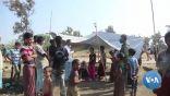 مئات العائلات الروهنغية في بنغلادش تكافح الحياة بعد حريق دمر مخيماتهم