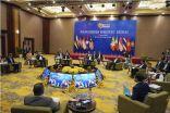 وزراء آسيان يتعهدون بالتعاون في قضايا الروهنغيا وبحر الصين الجنوبي