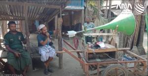 ناشطون في أراكان يبثون الوعي للمجتمع الروهنغي بالوقاية من فيروس كورونا