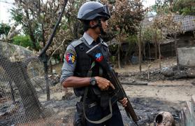 جيش ميانمار يقول إنه يحقق في قضية اغتصاب ارتكبها عدد من جنوده