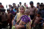 مسلمة في ميانمار تناديكم !!