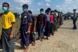 مئات من المساجين الروهنغيا يصلون إلى ولاية أراكان بعد الإفراج عنهم