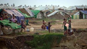 الروهنغيا في أراكان قلقون من زيادة حالات كورونا في الولاية