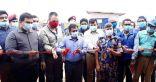 مركز جديد لعلاج المصابين بكوفيد 19 في مخيمات الروهنغيا ببنغلادش