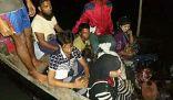 بنغلاديش تعيد قاربا يحمل مصابين من اللاجئين الروهنغيين