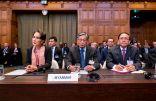 ميانمار تقدم التقرير الأول إلى محكمة العدل الدولية بشأن أمر الروهنغيا