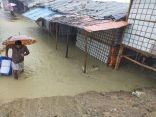 مخاوف أممية من مخاطر إعصار أمفان على اللاجئين الروهنغيا في بنغلادش
