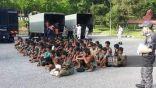 70 في المائة من الروهنغيا الذين وصلوا ماليزيا قبل أيام لا يستطيعون المشي