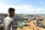 إصابة جديدة بفيروس كورونا بين اللاجئين الروهنغيا في الهند