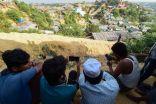 تقرير.. الروهنغيا يفرون من ميانمار خوفا على أرواحهم