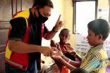 السلطات الاندونيسية تعلم اللاجئين الروهنغيا بروتكولات الوقاية من كورونا