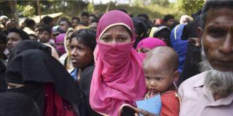مسؤول هندي : عودة الروهنغيا إلى الوطن في صالح الجميع