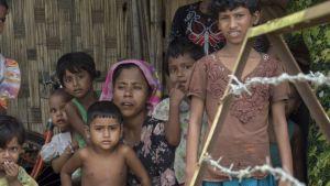 ميانمار تجلي مستوطنين بوذيين من قرى تابعة للروهنغيا قبل جلسة محكمة العدل الدولية
