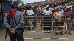 حظر ليلي في أراكان بسبب ارتفاع في حالات كورونا