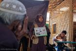 مفوضية اللاجئين تبني مراكز للعزل والحجر الصحي في مخيمات الروهنغيا في بنغلادش