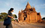 ألمانيا تساهم في ترميم معابد «باغان التاريخية» في ميانمار