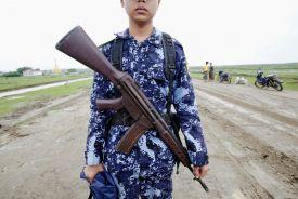 هيومن رايتس ووتش : ميانمار تستغل ظروف كورونا لاضطهاد الروهنغيا