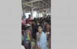 المنظمة الدولية للهجرة قلقة على مصير العالقين الروهنغيا في البحر
