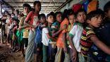 أكثر من 100 ألف طفل روهنغي يبصرون النور في مخيمات اللجوء