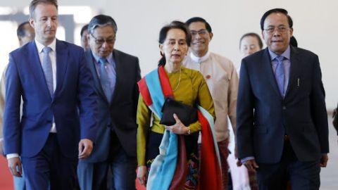 ميانمار تعرض أول تقرير لمحكمة العدل وتزعم منعها للإبادة الجماعية