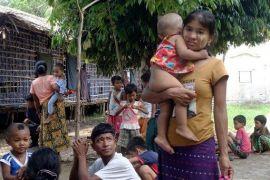 فرار الآلاف في غرب ميانمار بعد قيام الجيش بعمليات جديدة