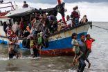 اندونيسيا : 25 طفلا بين اللاجئين الروهنغيا ليس لهم عائل